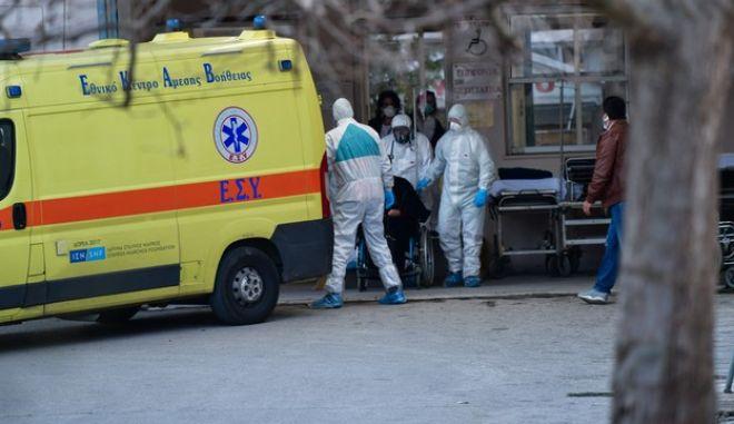 Κορωνοϊός: Ακόμη ένας νεκρός, από την Καστοριά -87 τα θύματα