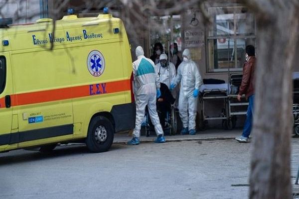 Κορωνοϊός: Στους 18 οι νεκροί -Κατέληξε γυναίκα στο Σωτηρία
