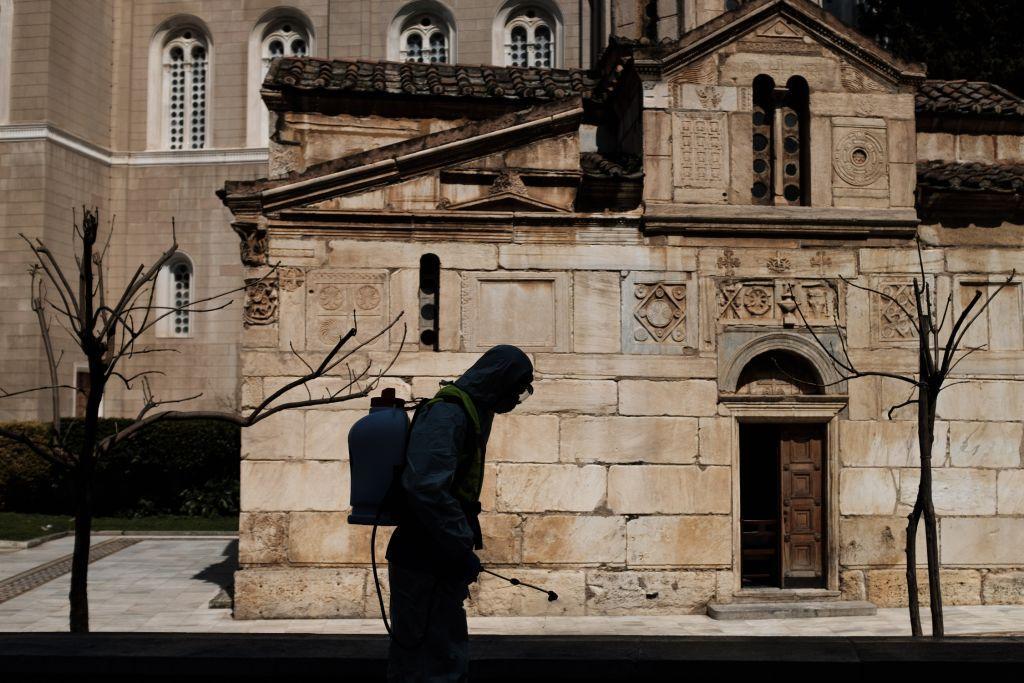 Κοροναϊός: Νεκρός 79χρονος από την Κοζάνη – Στους 44 οι νεκροί