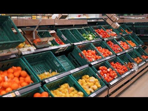 Μεγάλος κίνδυνος για ελλείψεις τροφίμων και ανατιμήσεις