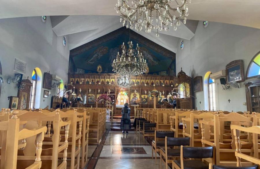 Σ.Πέτσας: Ατομική προσευχή στις εκκλησίες