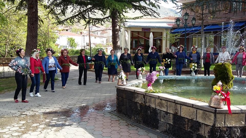 Εφορεία Αρχαιοτήτων Κοζάνης: Η Εράτυρα τραγουδά πασχαλινά και μαγιάτικα τραγούδια, σε μια παγκόσμια χορωδία