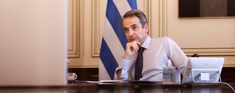Στήριξη του τουρισμού ζήτησε ο Μητσοτάκης στη Σύνοδο Κορυφής