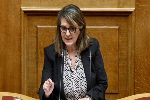 Ολυμπία Τελιγιορίδου: «Γνωρίζετε κύριοι της κυβέρνησης τι συμβαίνει στο Νοσοκομείο ή μας εμπαίζετε;»