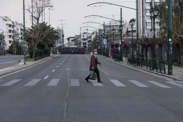Μόσιαλος: Πώς θα αποφύγουμε ένα καθολικό lockdown