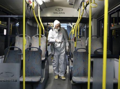 Ποιες αλλαγές έρχονται σε λεωφορεία και ΚΤΕΛ μετά την καραντίνα