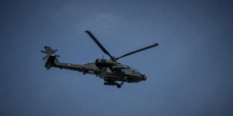 Τραγωδία στο Ιόνιο: Συνετρίβη ελικόπτερο του ΝΑΤΟ με 6 επιβαίνοντες- Ανασύρθηκε ένας νεκρός