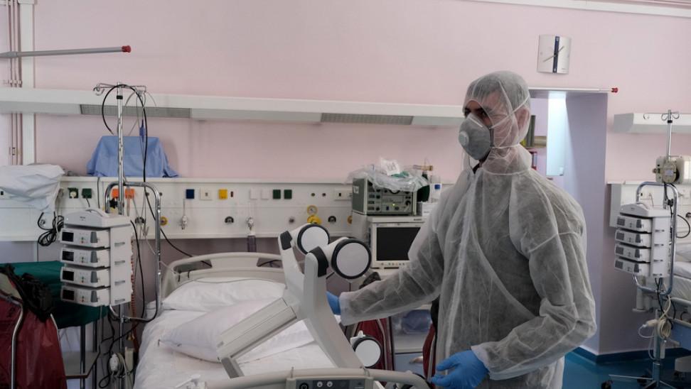Αυξάνονται οι νεκροί από τον κορωνοϊό στη χώρα – Κατέληξε 72χρονη από την Εορδαία