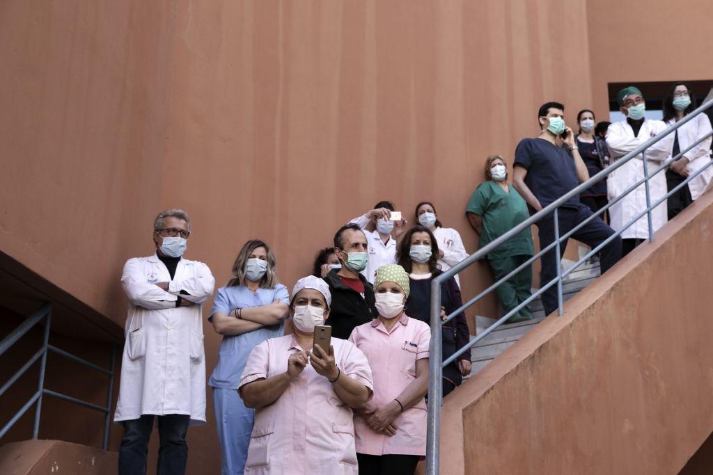 Στα Βαρέα και Ανθυγιεινά Επαγγέλματα όλο το προσωπικό των νοσοκομείων
