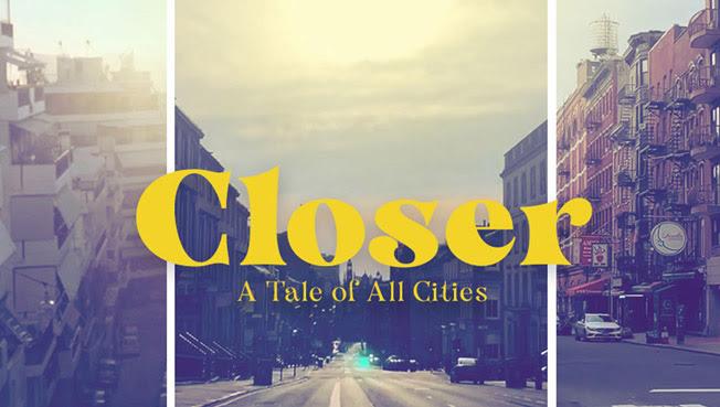 """Μουσικό βίντεο με τη συμμετοχή 20 χωρών """" Closer (A Tale of All Cities) """"  , από το ελληνικό συγκρότημα King Garcia"""