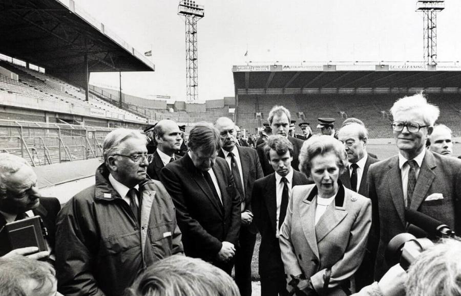 Όταν το Αγγλικό ποδόσφαιρο δαιμονοποιήθηκε απ'τη Θάτσερ