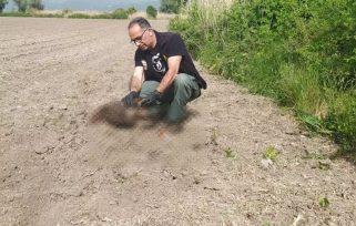 Δύο αρκουδάκια βρέθηκαν θαμμένα σε αγρόκτημα στην Καστοριά