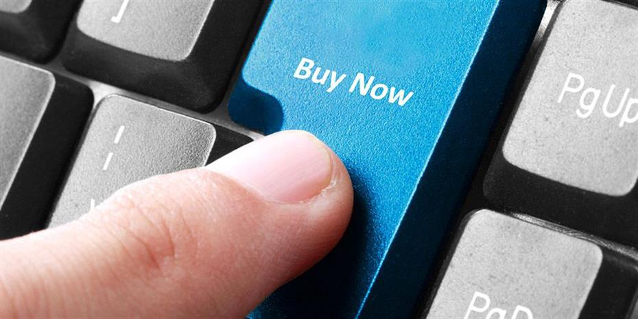 Ηλεκτρονικά ψωνίζει πλέον το 50-60% των Ελλήνων