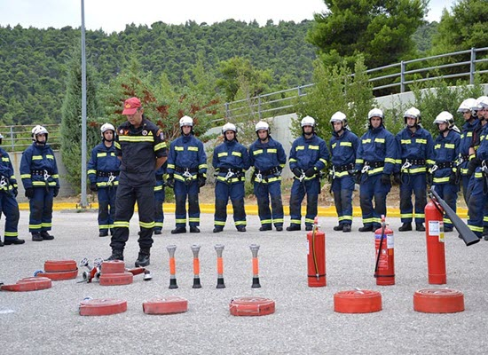 Ενημέρωση προθεσμίας υποβολής δικαιολογητικών για τις εξετάσεις των Σχολών της Πυροσβεστικής Ακαδημίας
