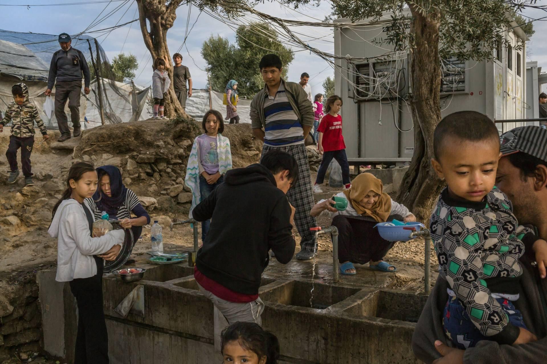Άστεγοι κινδυνεύουν να μείνουν χιλιάδες πρόσφυγες