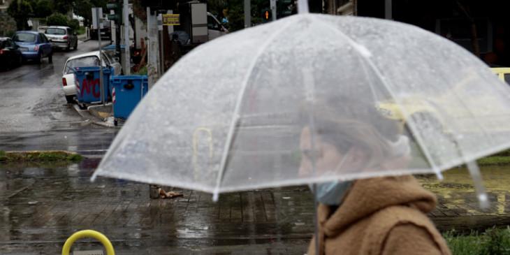 Καιρός: Έρχονται βροχές, καταιγίδες και πτώση της θερμοκρασίας