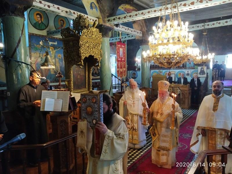 Εορτή Αγίων Πάντων στον Πλατάνιστο και την Κρανιά Γρεβενών