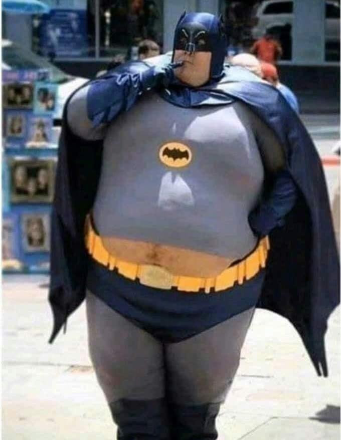 …Πρώτη Εμφάνιση του Batman… …μετά την Καραντίνα….*Του Ευθύμη Πολύζου