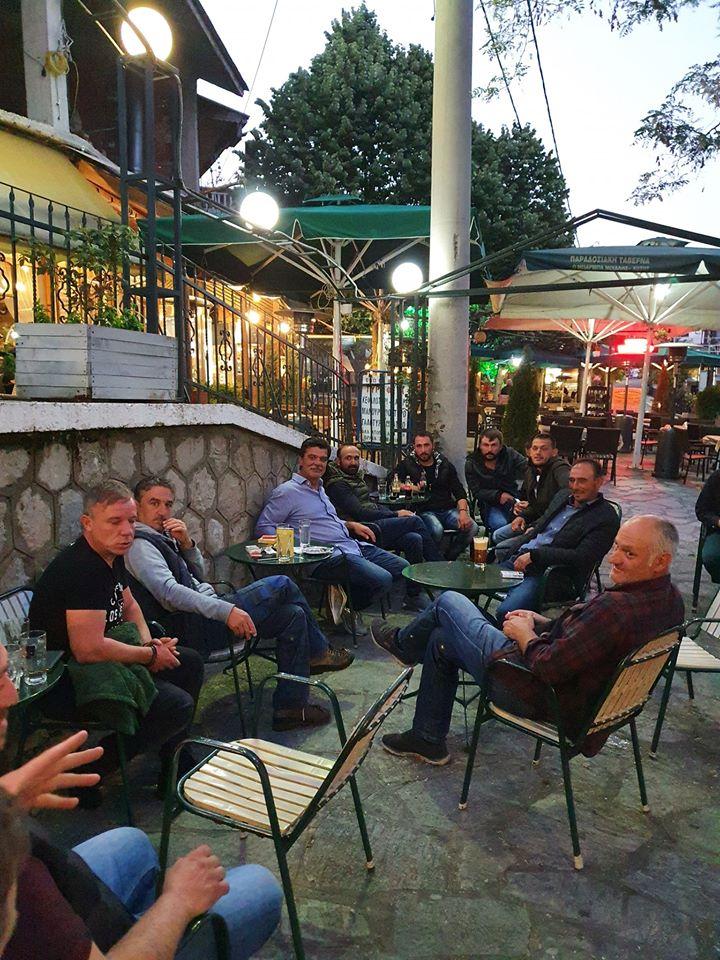 Επισκέψεις σε Κοινότητες των Γρεβενών πραγματοποίησε ο Βουλευτής Γρεβενών κ.Ανδρέας Πάτσης