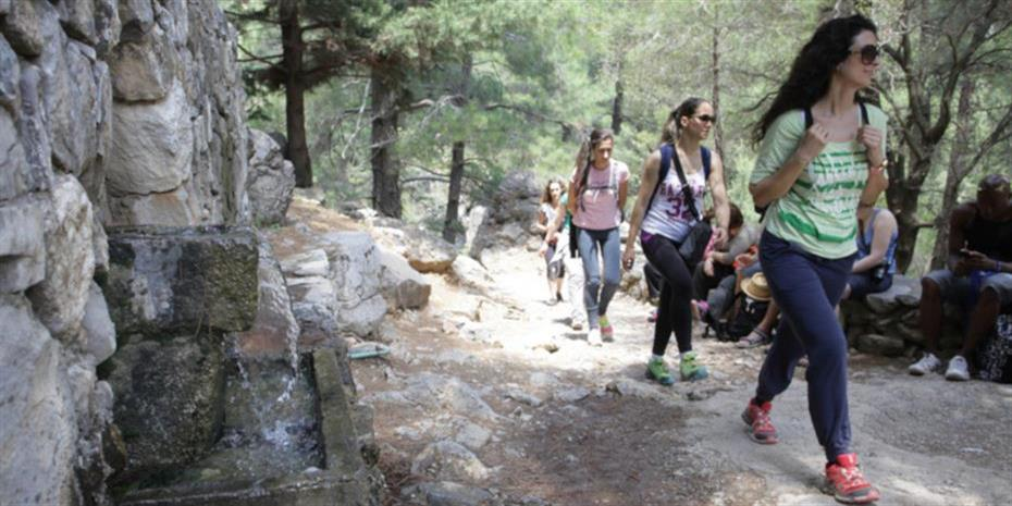 Τα μυστικά του ορεινού τουρισμού για λιγότερο συνωστισμό
