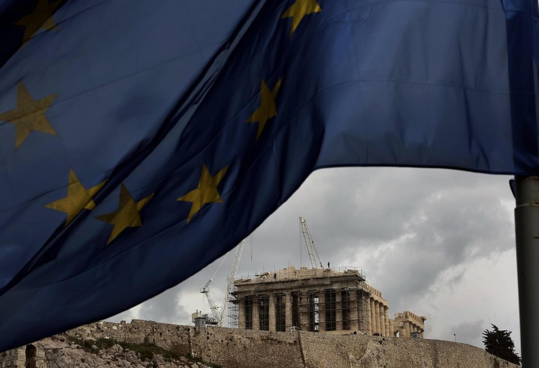 ΟΟΣΑ: Μικρότερη ύφεση για την Ελλάδα σε σχέση με το μέσο όρο της ευρωζώνης