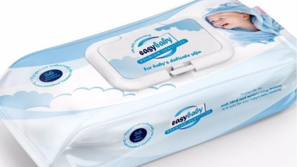 ΕΟΦ: Απαγόρευσε μωρομάντηλα που περιείχαν βιοκτόνο