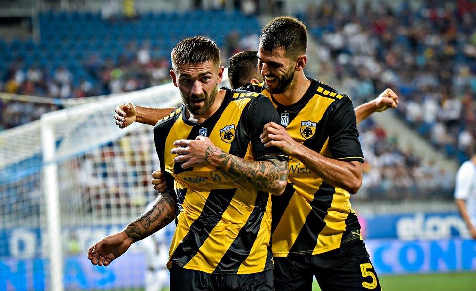 Ο Γιόγκι των Σπόρ !! Μπαίνει δυνατά στα playoff η AEK