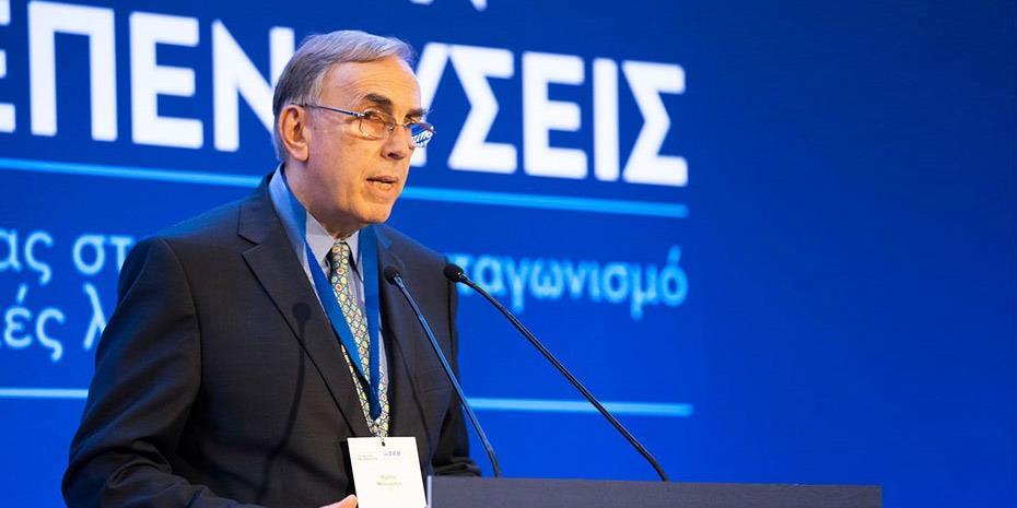 Νέος αντιπρόσωπος της Ελλάδας στο ΔΝΤ ο κ. Μιχάλης Μασουράκης