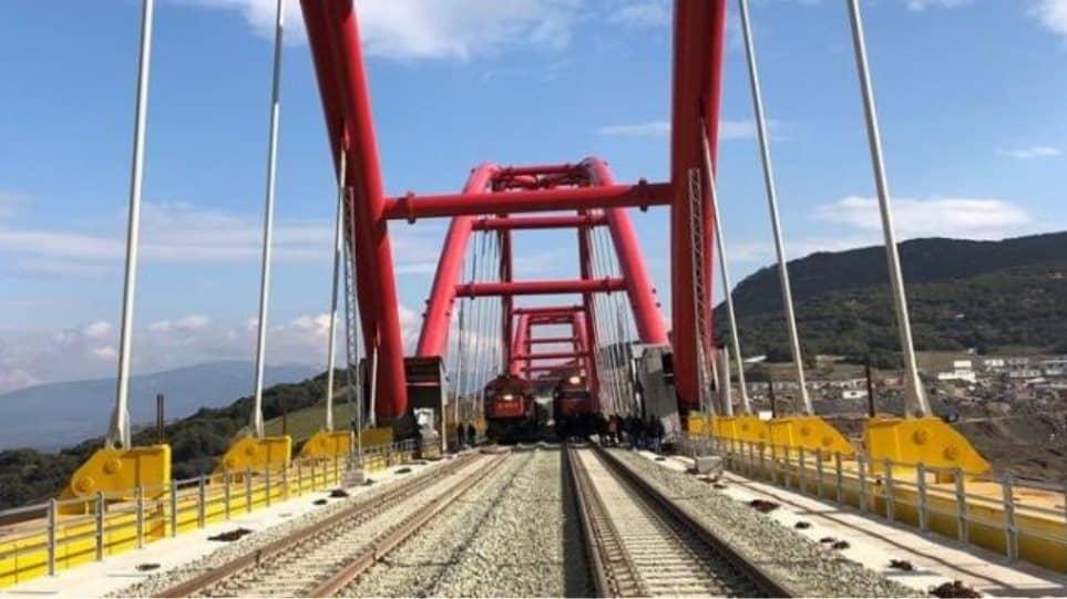 Αίτημα για τρένο στην Ήπειρο