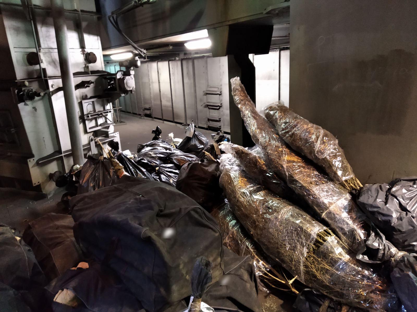 Μεγάλες ποσότητες ναρκωτικών ουσιών καταστράφηκαν σε υψικάμινο στο εργοστάσιο του ΑΗΣ Μελίτης