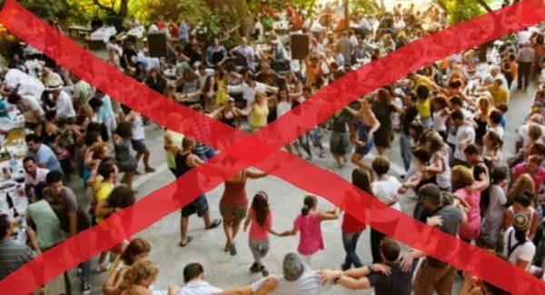Πέτσας: Προς απαγόρευση τα πανηγύρια έως τέλη Ιουλίου- Για ποιες χώρες ανοίγουν τα σύνορα