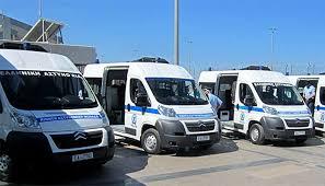 Δρομολόγια των Κινητών Αστυνομικών Μονάδων (από 03 έως 09-08-2020)