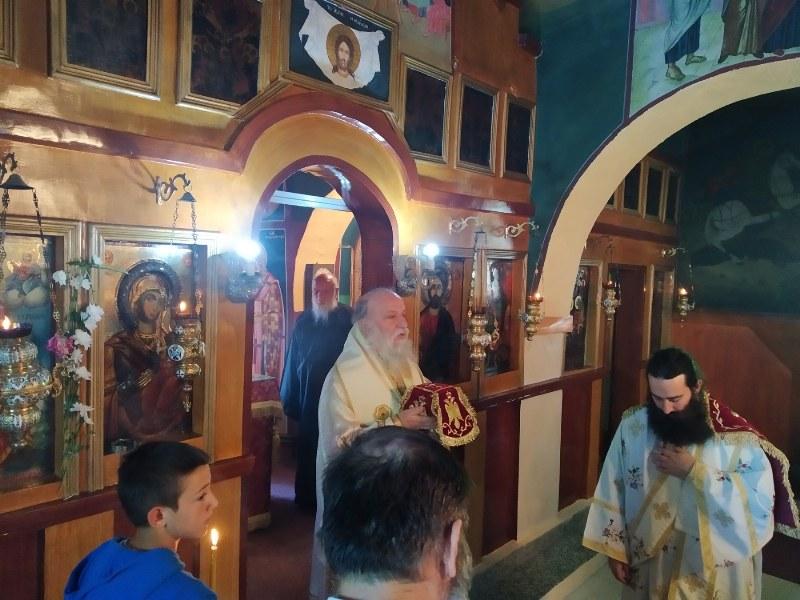 Εορτή της Αγίας Μεγαλομάρτυρος Κυριακής στο Σιταρά Γρεβενών