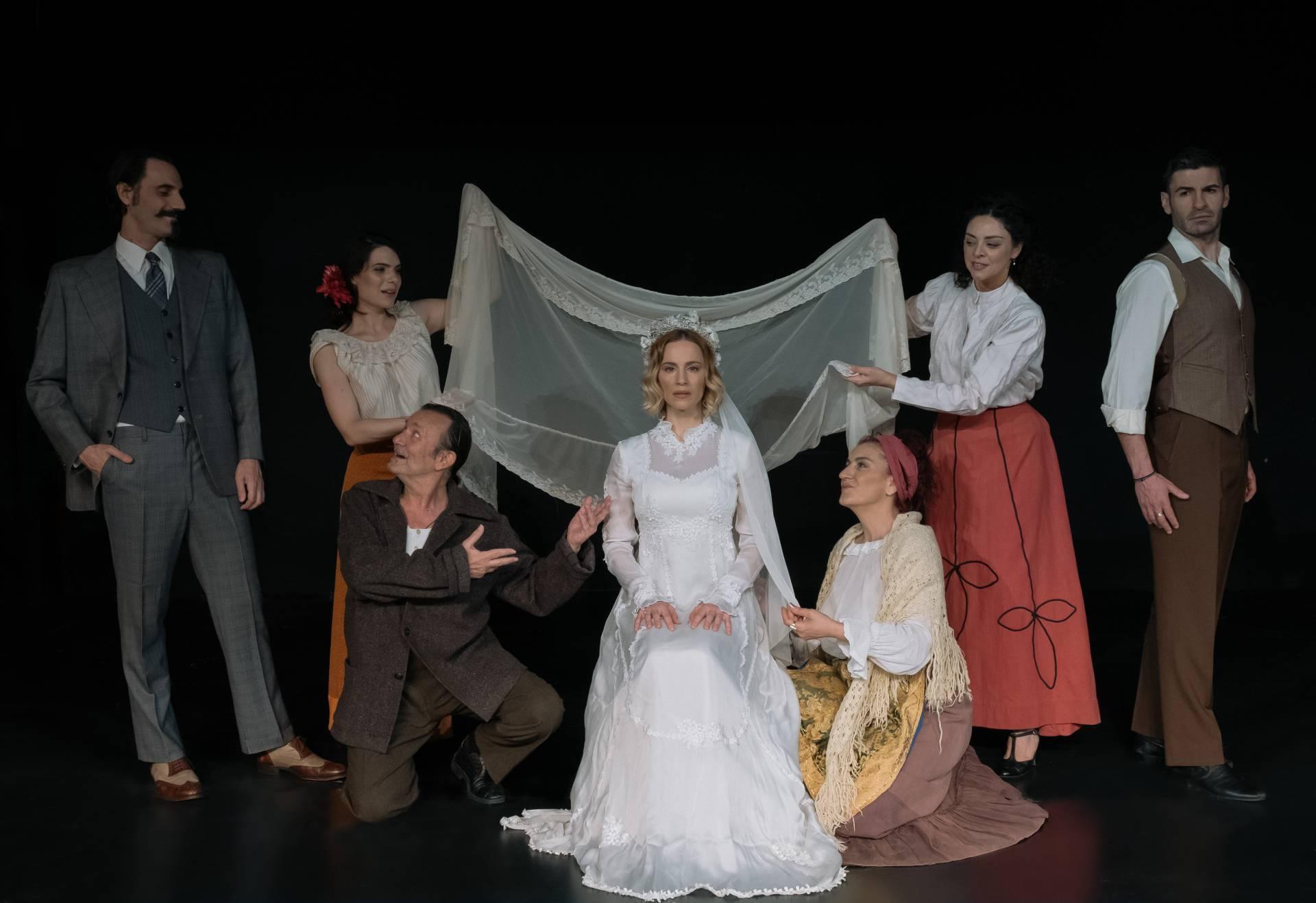 Η θεατρική παράσταση «Αχ Έρωτα!» την Τρίτη 28 Ιουλίου στο Καστράκι Γρεβενών