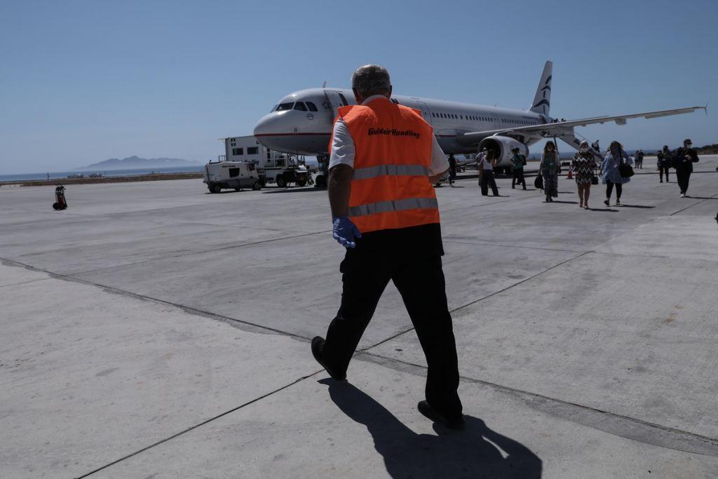 Συμβολή των Ενόπλων Δυνάμεων στη διεξαγωγή δειγματοληπτικών ελέγχων σε τουρίστες