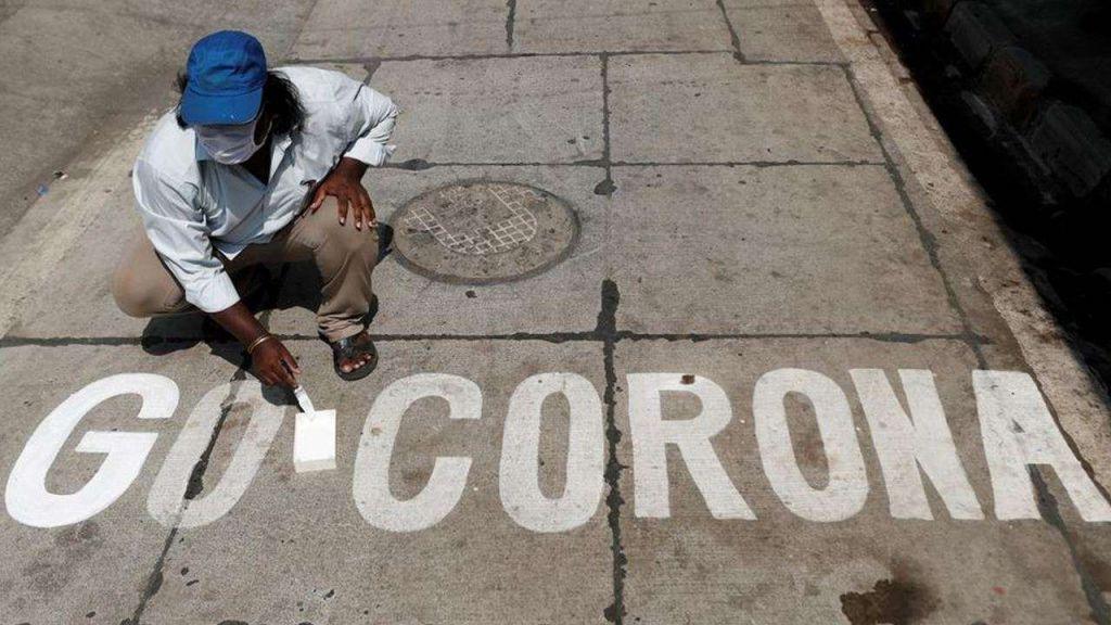 Κοροναϊος: Το λάθος άτομο, τη λάθος στιγμή, στον λάθος χώρο