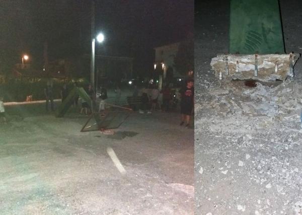 Μπασκέτα έπεσε και τραυμάτισε 15χρονο στο Φελλί Γρεβενών (φωτογραφία)