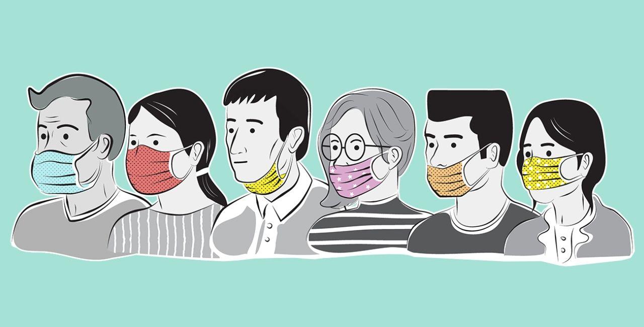 Κορωνοϊός: Μάσκες και 150 ευρώ πρόστιμο -Τι ισχύει για εργαζόμενους, κοινό και Δημόσιο
