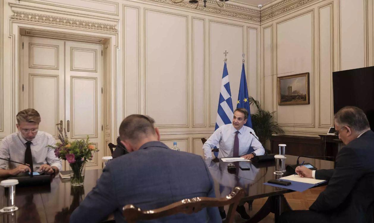 Τα μέτρα που αποφασίστηκαν στην έκτακτη σύσκεψη για τον κορωνοϊό υπό τον πρωθυπουργό