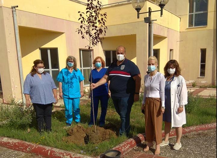 Ευχαριστήριο του Σωματείου Εργαζομένων του Γενικού Νοσοκομείου Γρεβενών