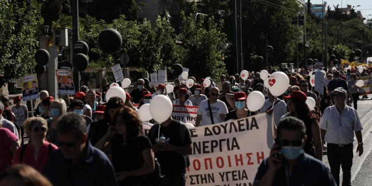Ανακοίνωση για το νομοσχέδιο των διαδηλώσεων από τον Σύλλογο Εργαζομένων Αποκεντρωμένης Διοίκησης Ηπείρου – Δυτικής Μακεδονίας