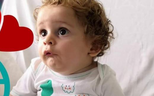 Ευχάριστα τα νέα για την εξέλιξη της υγείας του μικρού Παναγιώτη – Ραφαήλ