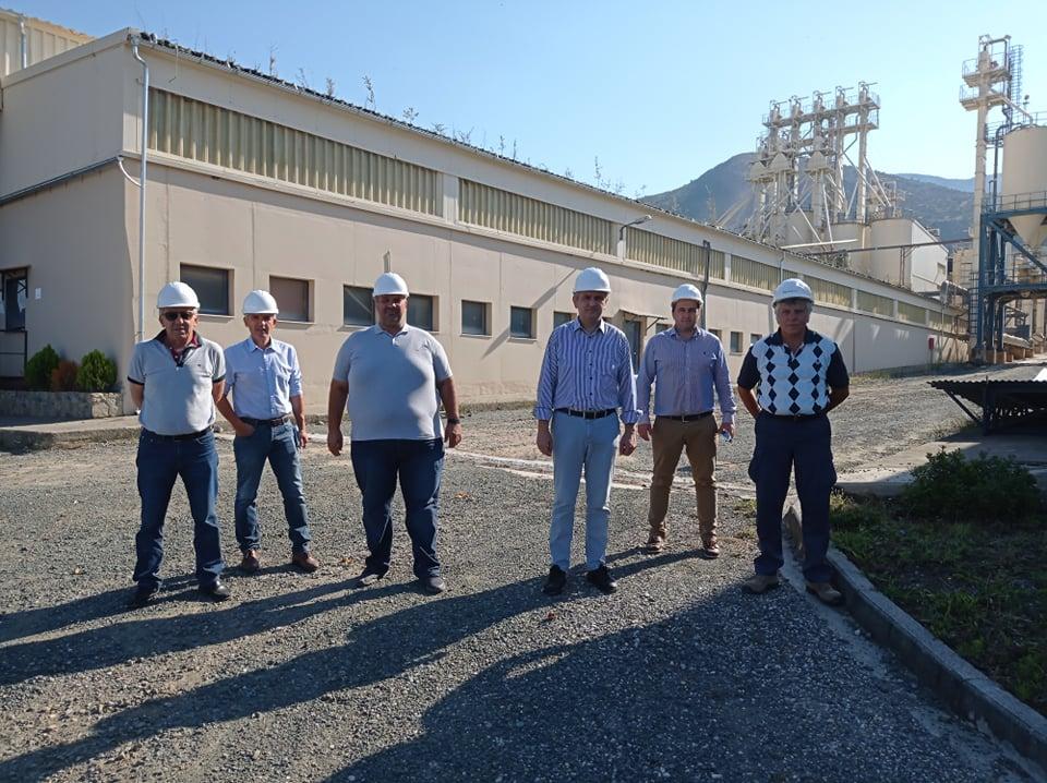 Την περιοχή του Βεντζίου επισκέφθηκε ο Αντιπεριφερειάρχης Γρεβενών κ. Γιάννης Γιάτσιος