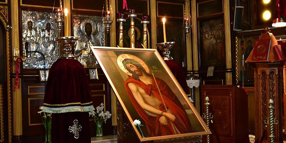 Ιερέας στη Φλώρινα απαγόρευσε τη χρήση μάσκας εντός του ναού!