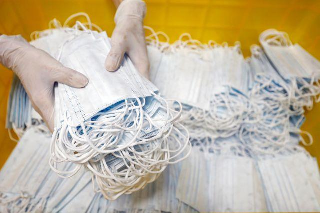 «Μυστική» αποθήκη με υγειονομικό υλικό δημιουργεί στην Ελλάδα η Κομισιόν