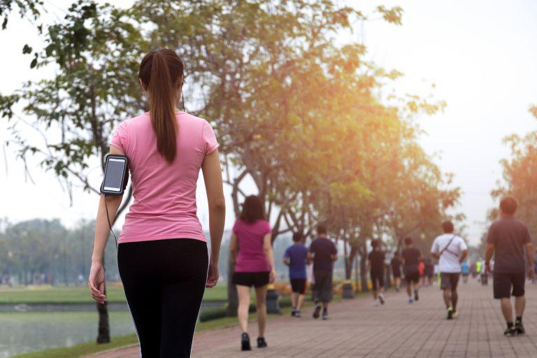 Περπάτημα: Γιατί είναι η ιδανική μορφή γυμναστικής