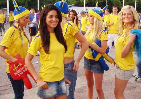Συνέχεια σήμερα στο champions league, άλλα και στη Σουηδία..
