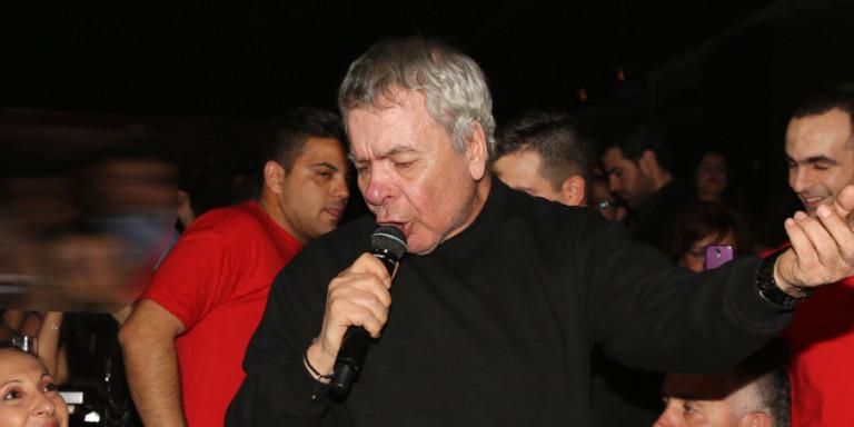 Πέθανε ο τραγουδιστής Γιάννης Πουλόπουλος