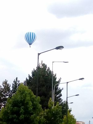 Γρεβενά: Βόλτα με αερόστατο (Φωτογραφίες)