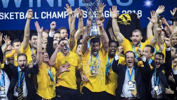 Aρχίζει σήμερα το final 8, του Basketball Champions League, στην Αθήνα